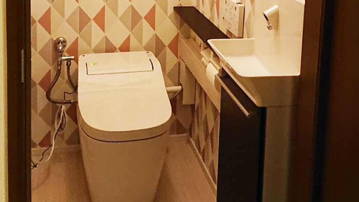 トイレのリフォーム写真