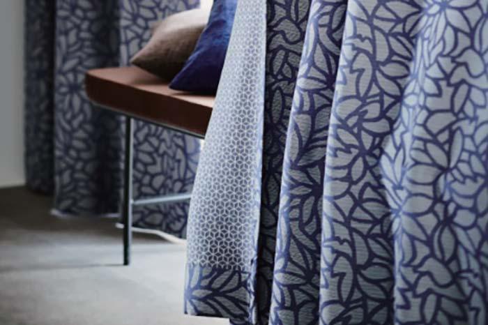 LDKのカーテン